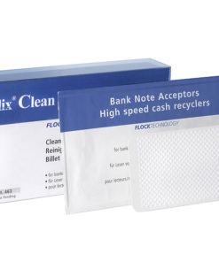 Cleaning Card for banknote acceptors
