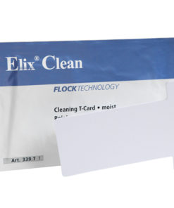 Reinigungskarte T-Form