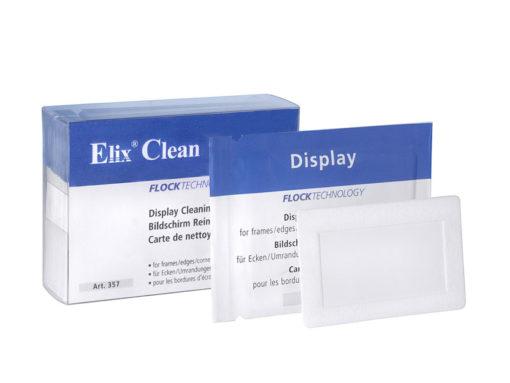 Bildschirm Reinigungskarte