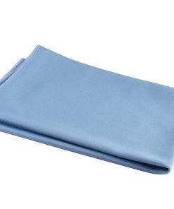 Mikrofasertuch, 40 x 40 cm blau